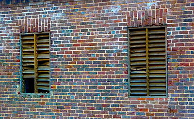 Photograph - Brick Wall by Denise Mazzocco