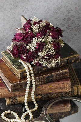 Bridal Jewelry Photograph - Bridal Bouquet by Joana Kruse