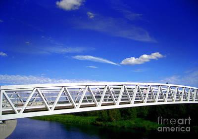 Ireland Photograph - Bridge by Nina Ficur Feenan