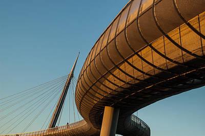 Photograph - Bridges In The Sky by Andrea Mazzocchetti