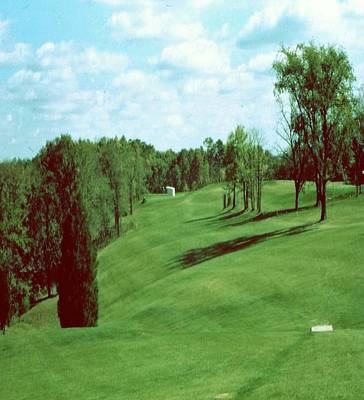 Photograph - Brookhill Golf Course by Gary Wonning