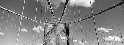 Brooklyn Bridge, Nyc, New York City Art Print by Panoramic Images