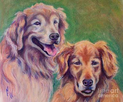 Pastel - Brothers by Mindy Sue Werth