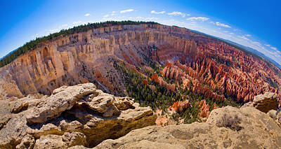 From The Kitchen - Bryce Canyon by Alexey Stiop