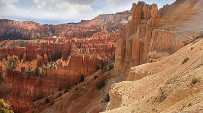 Photograph - Bryce Canyon Utah by Joseph G Holland