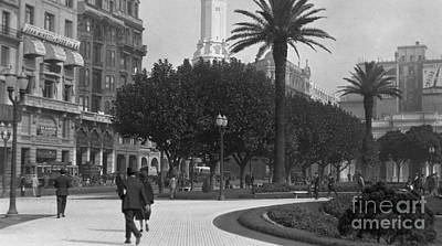 Paris Skyline Royalty-Free and Rights-Managed Images - Buenos Aires Capital of Argentina by Nicholas Cornhill