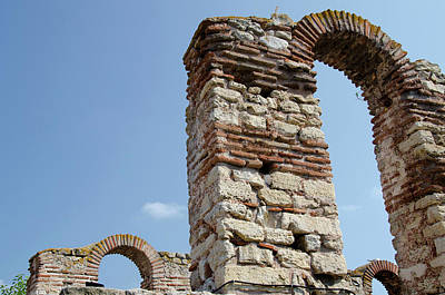 Byzantium Photograph - Bulgaria, Nessebur (aka Nessebar by Cindy Miller Hopkins