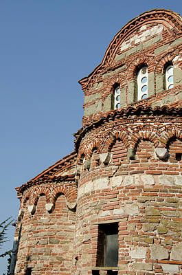Byzantium Photograph - Bulgaria, Nessebur (aka Nessebar Or by Cindy Miller Hopkins