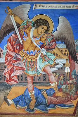 Archangel Art Photograph - Bulgaria, Southern Mountains, Rila by Walter Bibikow