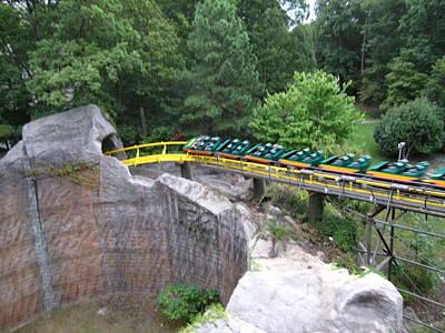 Monster Photograph - Busch Gardens - 121211 by DC Photographer