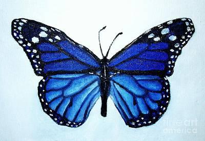 Avant Garde Mixed Media - Butterfly by Venus