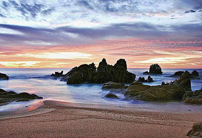 Shutters Photograph - Cabo Sunrise by Marcia Colelli