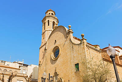 Giuseppe Cristiano Royalty Free Images - Calella Spain Royalty-Free Image by Marek Poplawski