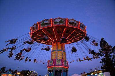 Photograph - California State Fair In Sacramento by Carol M Highsmith