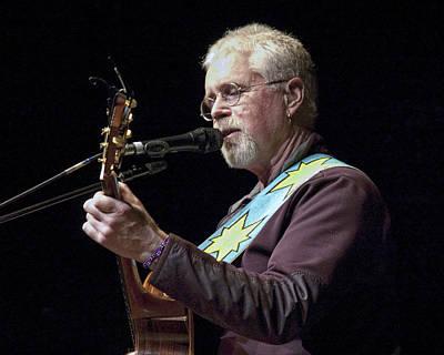 Valentines Day - Canadian Folk Rocker Bruce Cockburn by Randall Nyhof