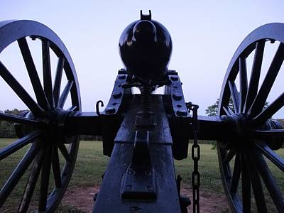 Cannon Art Print by William Watts