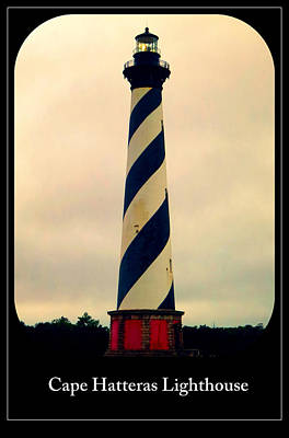 Photograph - Cape Hatteras Lighthouse by Patricia Januszkiewicz
