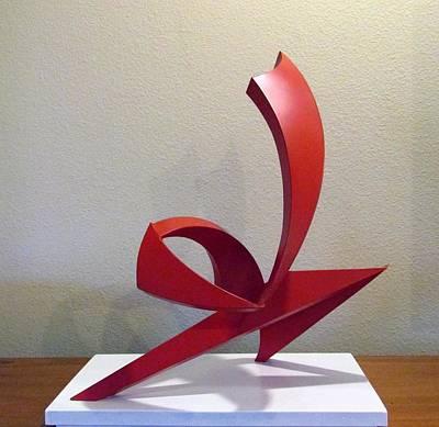 Sense Of Movement Sculpture - Capoeira by John Neumann