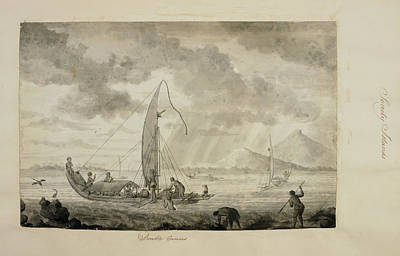 The Country Photograph - Captain Cook's First Voyage Of Exploratio by British Library