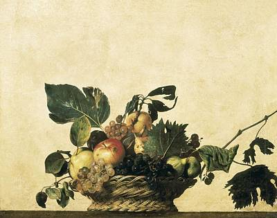 Caravaggio, Michelangelo Merisi Da Art Print by Everett