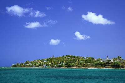 Vieques Photograph - Caribbean, Puerto Rico, Viegues Island by Jaynes Gallery