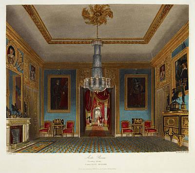 Carlton House Art Print