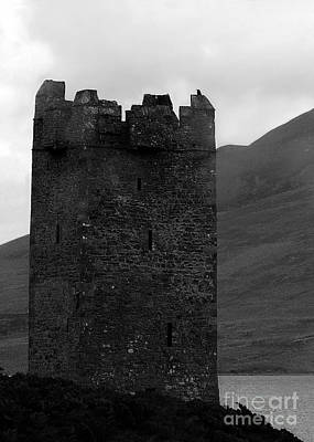 Photograph - Castle Of The Pirate Queen by Patricia Griffin Brett