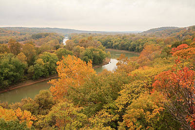 Photograph - Castlewood State Park by Scott Rackers