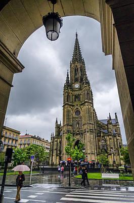 Photograph - Catedral Del Buen Pastor by Pablo Lopez