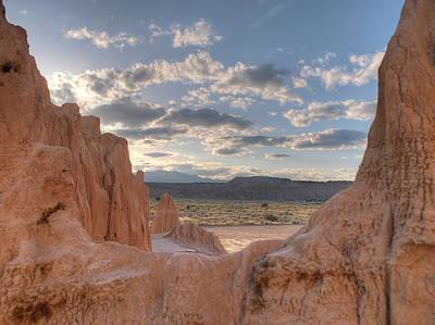 Photograph - Cathedral Gorge by Jenessa Rahn