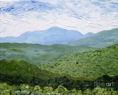 Painting - Catskill Mountains by Kevin Croitz