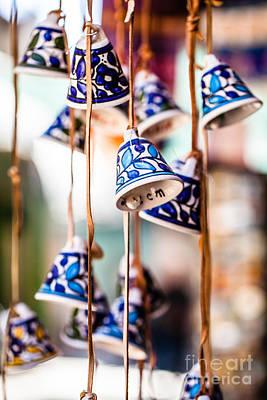 Door Locks And Handles - Ceramic bells by Mariusz Prusaczyk