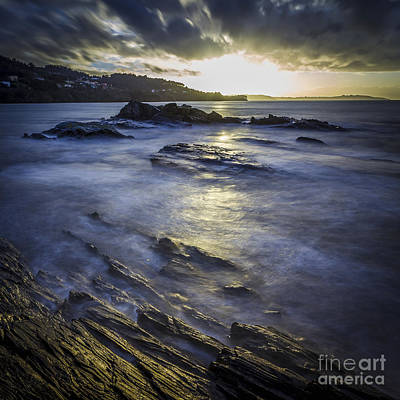 Photograph - Chamoso Point In Ares Estuary Galicia Spain by Pablo Avanzini