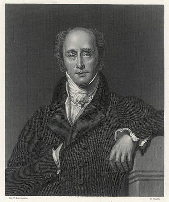 Charles Grey 2nd Earl  English Art Print by Mary Evans Picture Library