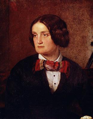 Charlotte Cushman (1816-1876) Art Print by Granger