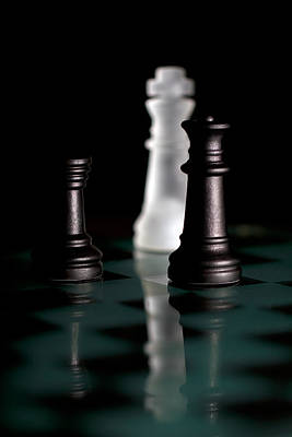 Photograph - Checkmate by Brad Grove