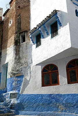 Northern Africa Photograph - Chefchaouen (chaouen by Nico Tondini