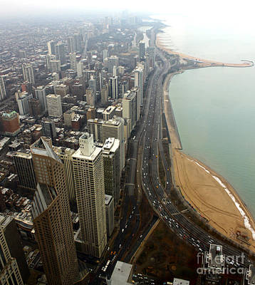 Photograph - Chicago by Gregory Dyer