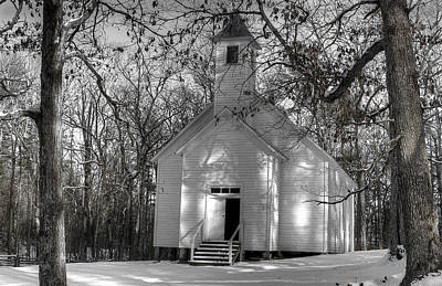 Photograph - Church In The Cove by Michael Eingle