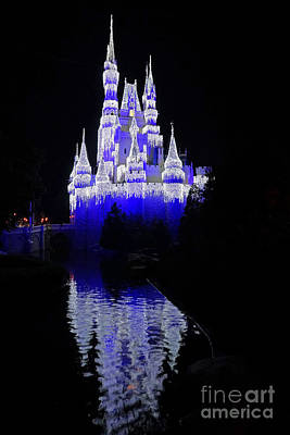 Photograph - Cinderella Castle by AK Photography