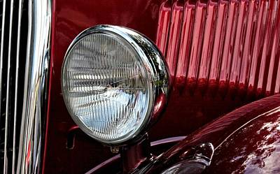 Photograph - Classic Car Art by Dart and Suze Humeston