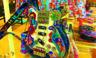Beadart Photograph - Cleanliness by Tina M Wenger