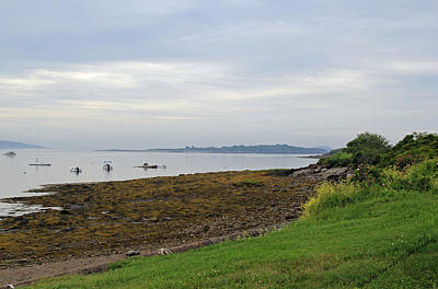 Coastal Maine Photograph - Coastal Maine by Becca Brann