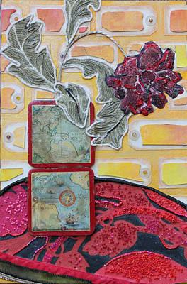 Coasters Art Print by Diane Fine