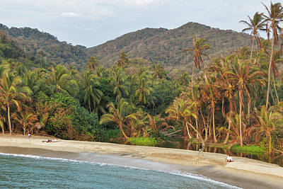 Freedmen Photograph - Colombia, Tayrona National Park, Cabo by Matt Freedman