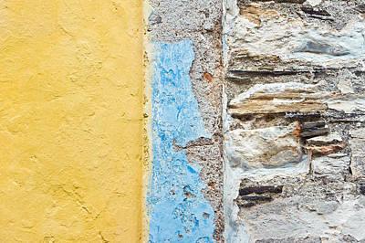 Colorful Wall Art Print by Tom Gowanlock