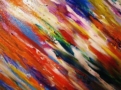 Painting - Colors 53 by Helen Kagan