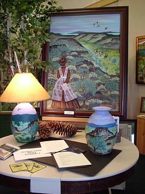 Ceramic Art - Coming Home by Jennifer Lake