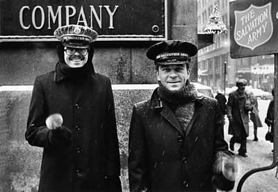 Photograph - Company by Ed Meredith