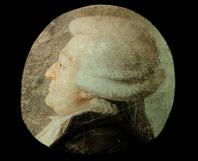 Comte De Mirabeau (1749-1791) Art Print